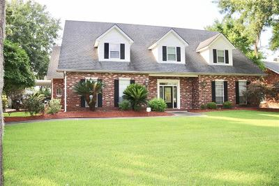 Destrehan, St. Rose Single Family Home For Sale: 2111 Ormond Boulevard