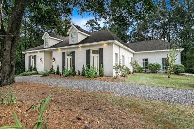 Covington Single Family Home For Sale: 709 Old Landing Road