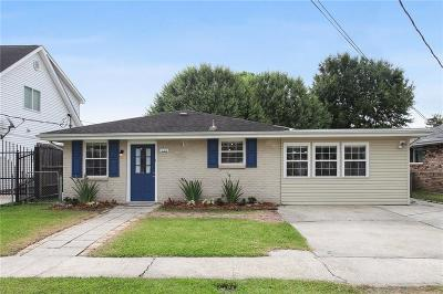River Ridge, Harahan Single Family Home For Sale: 149 Rebel Avenue