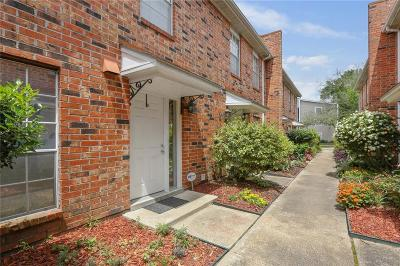 River Ridge, Harahan Multi Family Home For Sale: 2028 Sawmill Road #2028