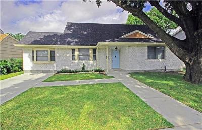 Metairie Single Family Home For Sale: 2604 Aleatha Street