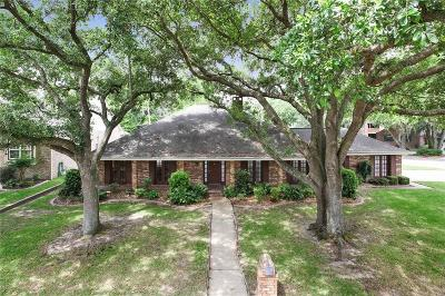 Destrehan, St. Rose Single Family Home For Sale: 2 D'evereaux Drive