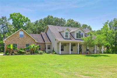 Single Family Home For Sale: 10501 Willow Drive