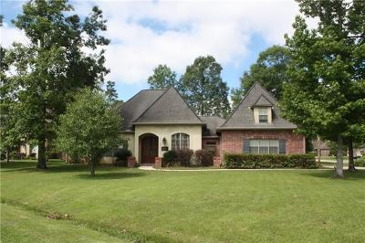 Single Family Home For Sale: 1150 Tallowtree Drive