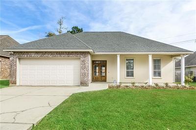 Madisonville Single Family Home For Sale: 209 Stonebridge