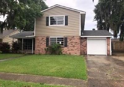 Single Family Home For Sale: 5156 Highland Drive