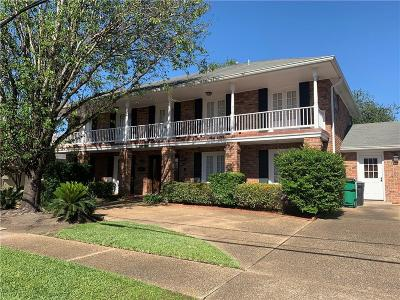Single Family Home For Sale: 1305 Melody Drive