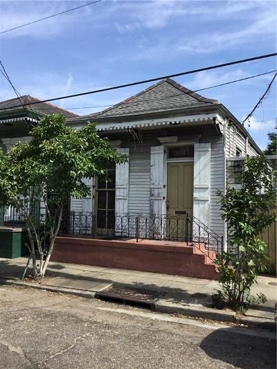 New Orleans Single Family Home For Sale: 2021 Royal Street