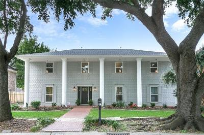Metairie Single Family Home For Sale: 4604 N Turnbull Drive