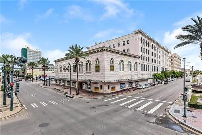 New Orleans Multi Family Home For Sale: 1201 Canal Street #654