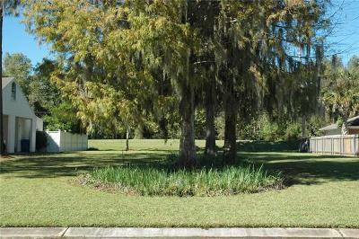 Destrehan, St. Rose Residential Lots & Land For Sale: 207 Villere Drive