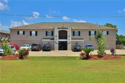 Multi Family Home For Sale: 4854 Pontchartrain Drive #4