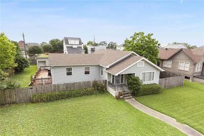 Single Family Home For Sale: 6322 Colbert Street