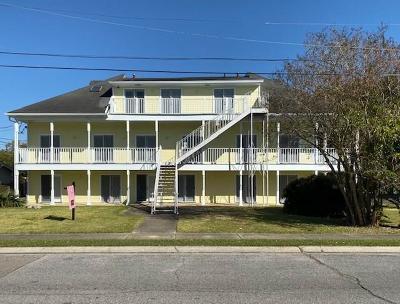 New Orleans Multi Family Home For Sale: 606 Egania Street