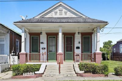 New Orleans Multi Family Home For Sale: 2433 St Roch Avenue