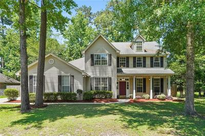 Single Family Home For Sale: 539 Markie Drive