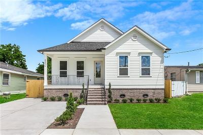 Kenner Single Family Home For Sale: 3316 Colorado Avenue