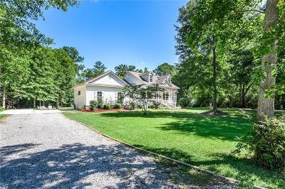 Slidell Single Family Home For Sale: 1102 Dale Street