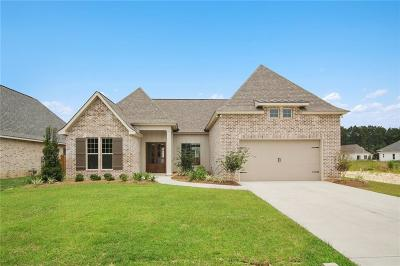 Madisonville Single Family Home For Sale: 1305 Pine Needle Court
