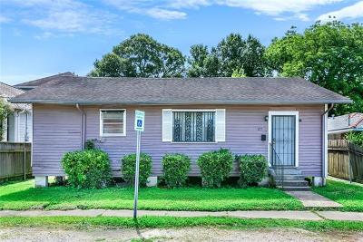 New Orleans Single Family Home For Sale: 215 Pine Street