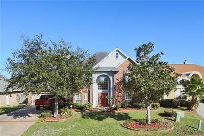 Slidell Single Family Home For Sale: 1137 Clipper Drive