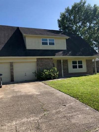 Slidell Single Family Home For Sale: 541 Driftwood Circle