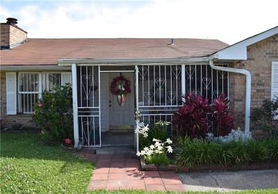 New Orleans Single Family Home For Sale: 7601 Rochon Avenue
