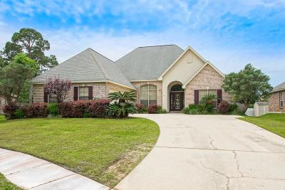 Slidell Single Family Home For Sale: 105 Kasey Street