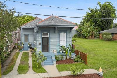 New Orleans Single Family Home For Sale: 235 Belleville Street