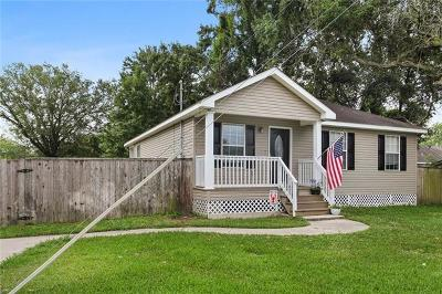 Single Family Home For Sale: 612 W Hoover Street