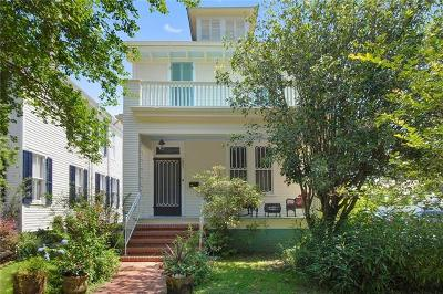 New Orleans Single Family Home For Sale: 7801 Jeannette Street