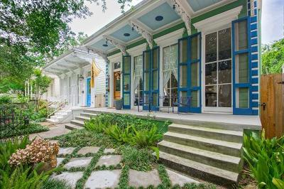 New Orleans Single Family Home For Sale: 6056 Annunciation Street