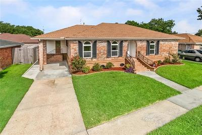 Metairie Single Family Home For Sale: 2000 Richland Avenue