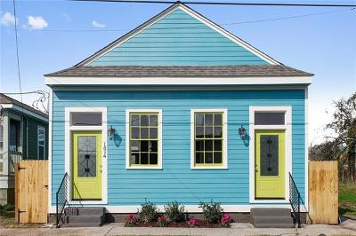New Orleans Single Family Home For Sale: 1814 Eagle Street