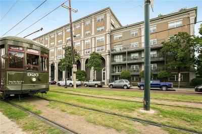 New Orleans Multi Family Home For Sale: 1750 St Charles Avenue #406