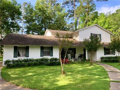 Single Family Home For Sale: 301 Abita Place