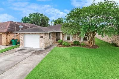 Metairie Single Family Home For Sale: 1104 Green Street