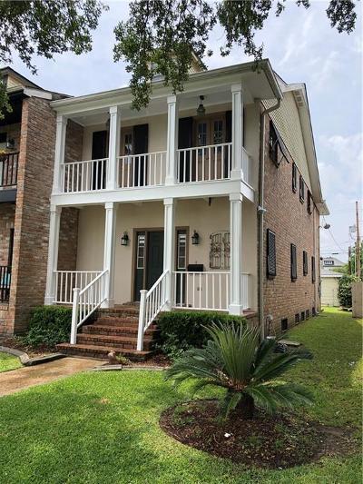 Townhouse For Sale: 6864 Orleans Avenue