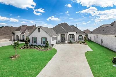 Madisonville Single Family Home For Sale: 2040 Cypress Bend Lane