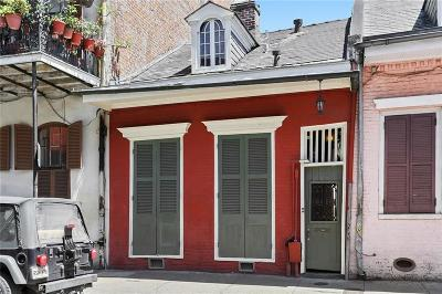 French Quarter Multi Family Home For Sale: 826 Bourbon Street #A