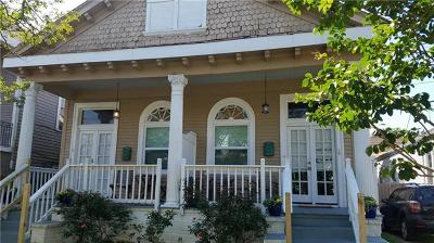 New Orleans Multi Family Home For Sale: 517-19 S Scott Street