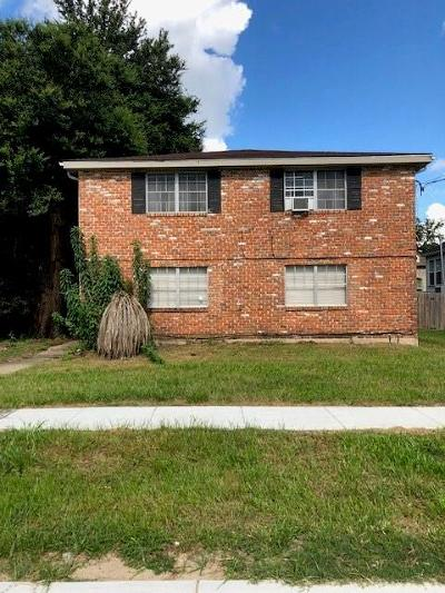 Single Family Home For Sale: 6819-21 Catina Street