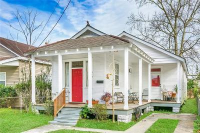 Marrero Single Family Home For Sale: 513 Avenue B