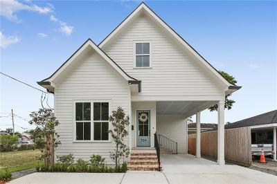 Metairie Single Family Home For Sale: 704 Cleary Avenue