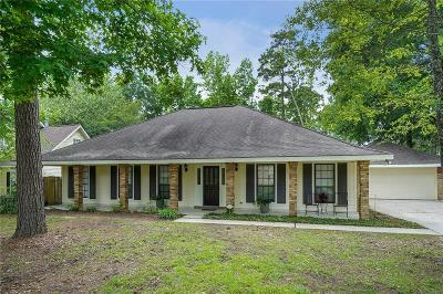 Single Family Home For Sale: 195 Beau Rivage Drive