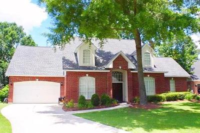 Single Family Home For Sale: 1287 Clearwater Drive