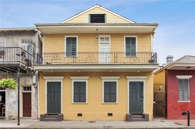 French Quarter Multi Family Home For Sale: 734 Dauphine Street #2