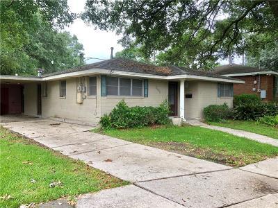 River Ridge, Harahan Single Family Home For Sale: 9405 Sharla Drive