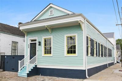 New Orleans Multi Family Home For Sale: 640 Pauline Street #640