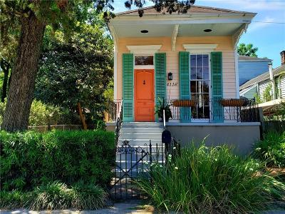 Single Family Home For Sale: 4116 Camp Street